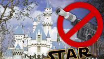 'Star Wars' -- Disneyland Outlaws Blasters