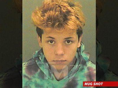 YouTube Star Steven Fernandez -- Arrested for Sex Plot with 12-Year-Old Girl (MUG SHOT)