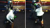7-Year-Old Boxing Phenom -- Annihilating Sparring Partners (VIDEO)