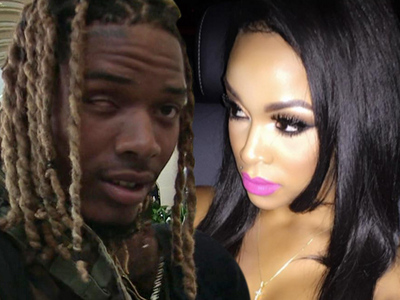 Fetty Wap Ripped 'Baby Mama' ... You're a Birth Control Trap Queen