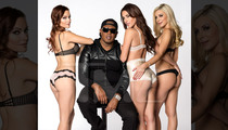 Master P Dishing 'Tha Most' Love Advice ... for Playboy