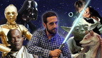 TMZ Staff Picks -- What's Your Favorite 'Star Wars' Character?!