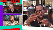 2 Chainz -- Aspiring NBA Owner ... I Wanna Buy a Piece of the ATL Hawks