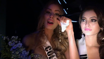 Miss Colombia -- Kleenex & Positivity ... 'Everything Happens for a Reason'