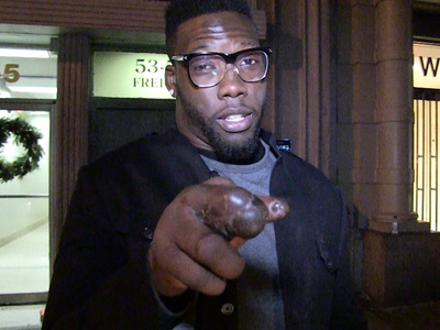 Jason Pierre-Paul -- NO MORE MADDEN ... Hand's Too Messed Up (VIDEO)