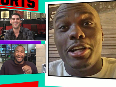 Boxing Star Peter Quillin -- Meek Mill Is A Horrible Fighter ... He'll Need A Gun To Survive Prison (VIDEO)