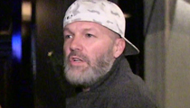 Fred Durst -- Banned from Ukraine ... Reality Show a 'Security Risk'