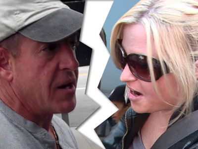 Michael Lohan -- Kate Major Files for Separation ... He Tried Sabotaging My Rehab