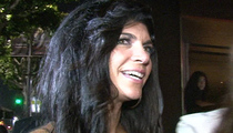 Teresa Giudice -- Jailhouse Makeover Before Release
