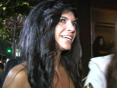 Teresa Giudice -- Jailhouse Makeover Before Release