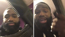 Adrien Broner -- Forget Billions ... I'M ABOUT BULLETS (VIDEO)