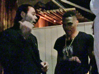 NBA's Russell Westbrook -- Stopped By the Bouncer ... 'What's Your Name?'