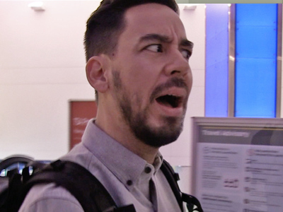 Linkin Park's Mike Shinoda -- My Stalker is One Step Closer