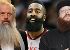 TMZ's Best Beard Moments -- No Santa, No Problem!