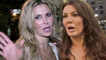 Brandi Glanville -- Ugly Attack Against Lisa Vanderpump