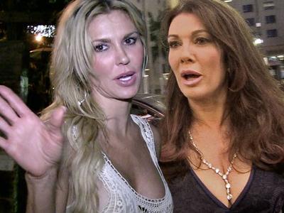 Brandi Glanville -- Ugly Attack Against Lisa Vanderpump