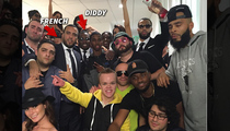 French Montana -- Diddy Gave Me a Million Bucks ... And I'm Donating It!
