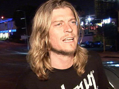 Wes Scantlin -- Caught Riding Dirty in Beverly Hills