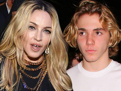Madonna -- Rocco Says Mom Treated Me Like a Trophy ... Not a Son