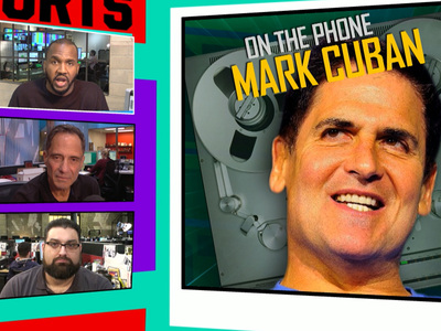 Mark Cuban -- HGH Should Be Legalized In Pro Sports ... If It Works