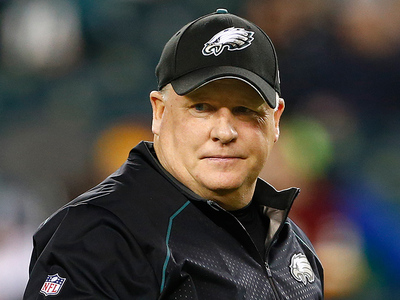 Chip Kelly -- FIRED