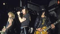 Guns N' Roses -- Reuniting at Coachella