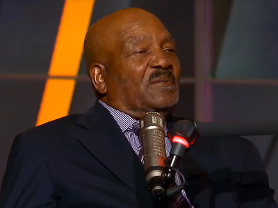 Jim Brown -- Sticks Up For Johnny Manziel ... 'I'm For Him' (VIDEO)