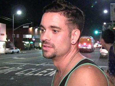Mark Salling -- 'Glee' Star Arrested For Child Porn (Update)