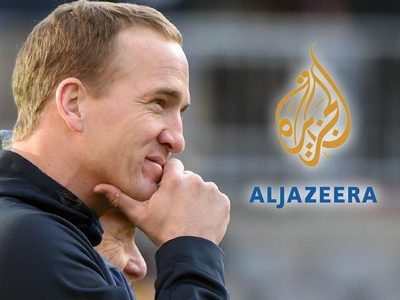 Peyton Manning -- PR Guru Slams Al Jazeera ... 'They're Backtracking And Retreating'