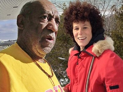 Bill Cosby -- Charged with Felony Sexual Assault