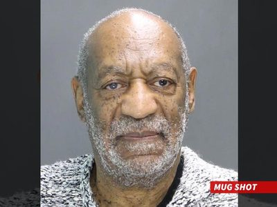 Bill Cosby -- The Million Dollar Mug Shot