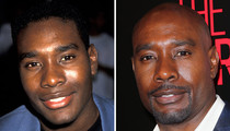 Morris Chestnut -- Good Genes Or Good Docs?