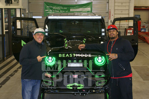 Marshawn Lynch -- The Sweet Ride
