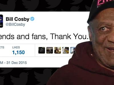 Bill Cosby --  I'm Grateful for Your Support