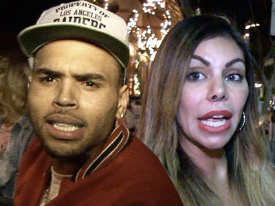 Chris Brown -- I'm On the Attack Now ... I'm Suing My Accuser