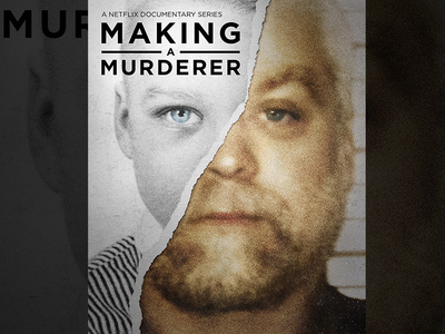 'Making a Murderer' Steven Avery Sues -- You Framed Me and Stole My Gas!!!