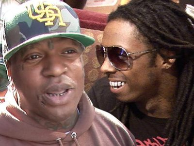 Lil Wayne, Birdman -- We Want to Settle Our Lawsuit and Our Beef