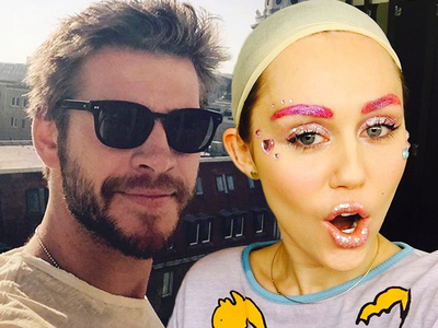 Miley Cyrus and Liam Hemsworth -- Full Re-Union Just a Matter of Time