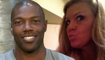Terrell Owens -- Officially Divorced ... And Ecstatic