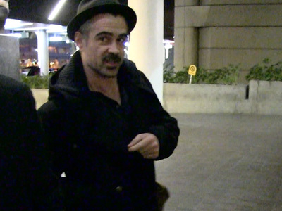 Colin Farrell -- I'm Backing Leonardo DiCaprio ... and Soccer in America (VIDEO)