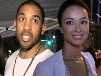 Draya Michele & Orlando Scandrick -- WE'RE PREGNANT!!!
