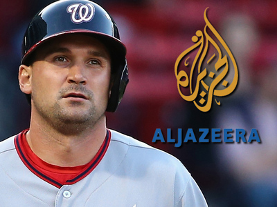 MLB's Ryan Zimmerman -- Sues Al Jazeera Over HGH Story ... They Used Me for Ratings