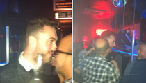 Sam Smith -- Horsing Around with Friends (PHOTOS)