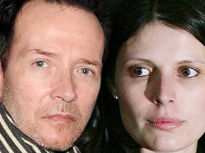 Scott Weiland -- Will Filed ... Ex-Wife Wants to Call the Shots
