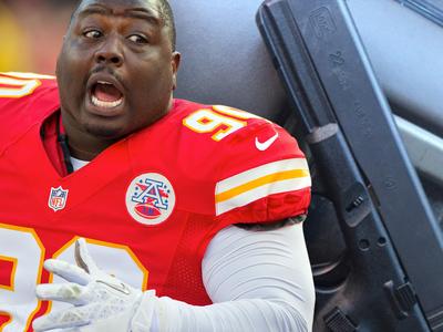 NFL Vet Shaun Smith -- I'm No Gangsta!! Gun Tweet Wasn't a Threat