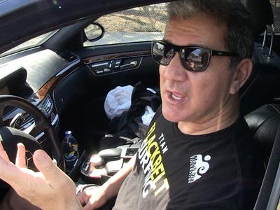 Bruce Buffer -- Floyd's Race Talk Is BS ... And Dangerous (VIDEO)