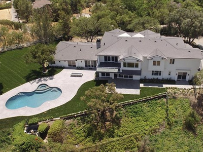 Scott Disick -- I Bought a Kardashian-Adjacent House ... To Maintain My Sobriety