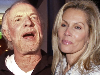 James Caan's Estranged Wife -- What the Elf?!! -- You Make a Fortune, and I Want Some