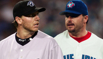 Roy Halladay -- I NEVER Cheated ... Roger Clemens Can't Say That