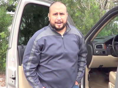 George Zimmerman -- Blasts President Obama for Fake Tears (VIDEO)